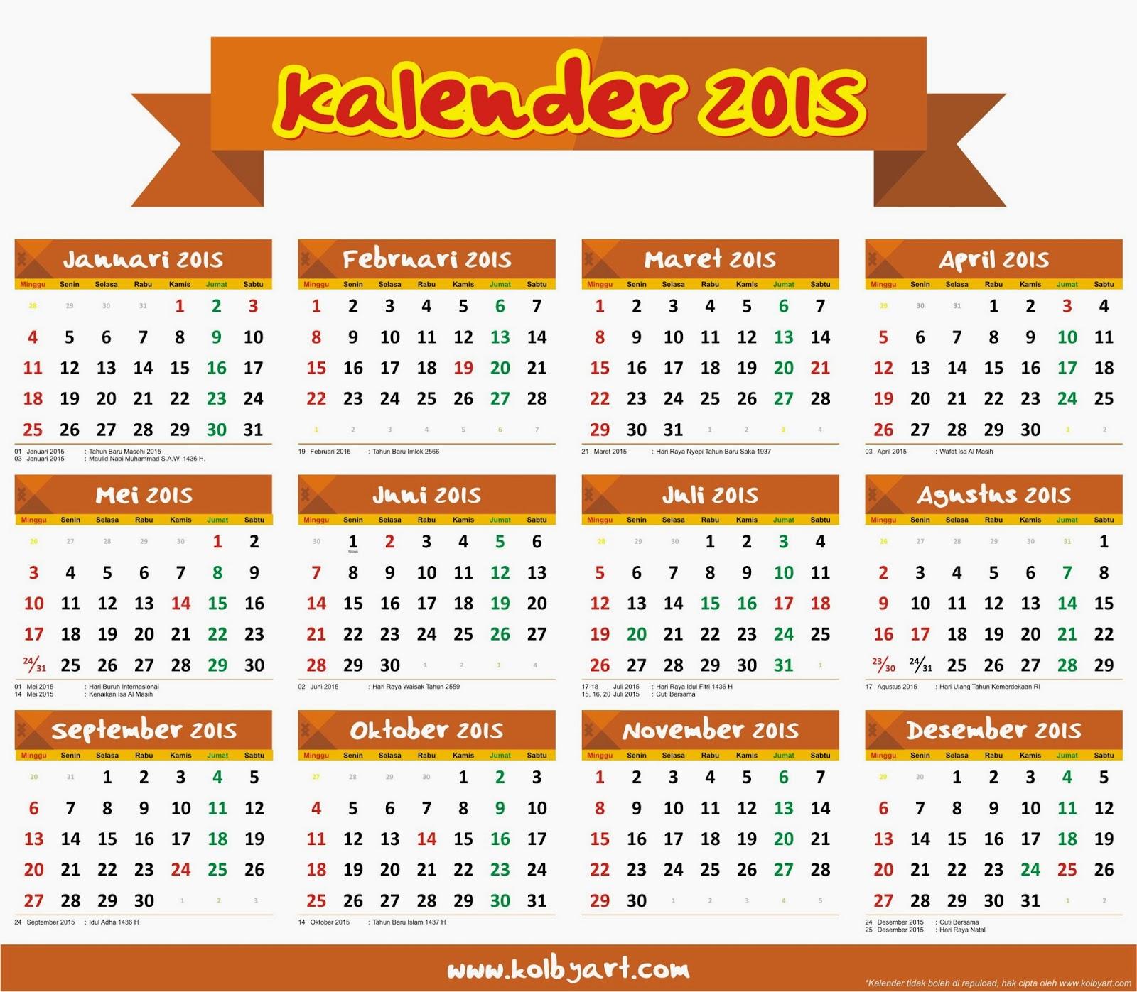 Sejarah dan Peristiwa: Sejarah Kalender Hijriyah atau Kalender Islam